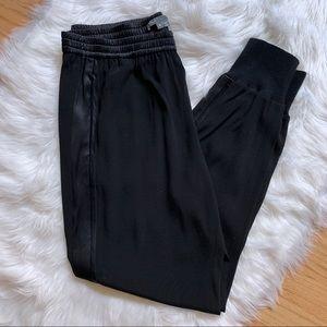 Vince • Black Jogger Pants